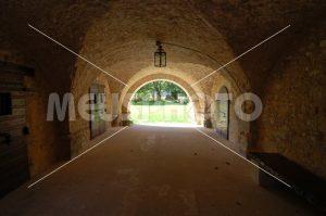 Borgo Fossanova dormitory entrance - MeusPhoto