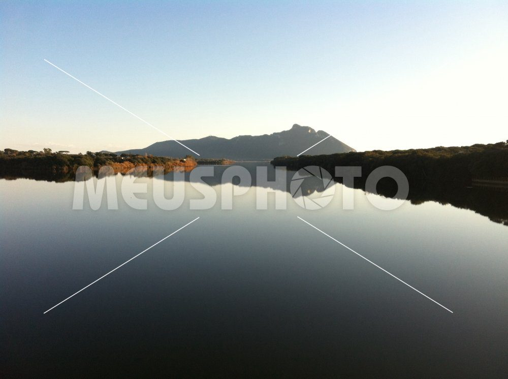 Paola Lake and Circeo Mountain - MeusPhoto