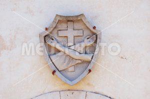 Fossanova Village coat of arms - MeusPhoto