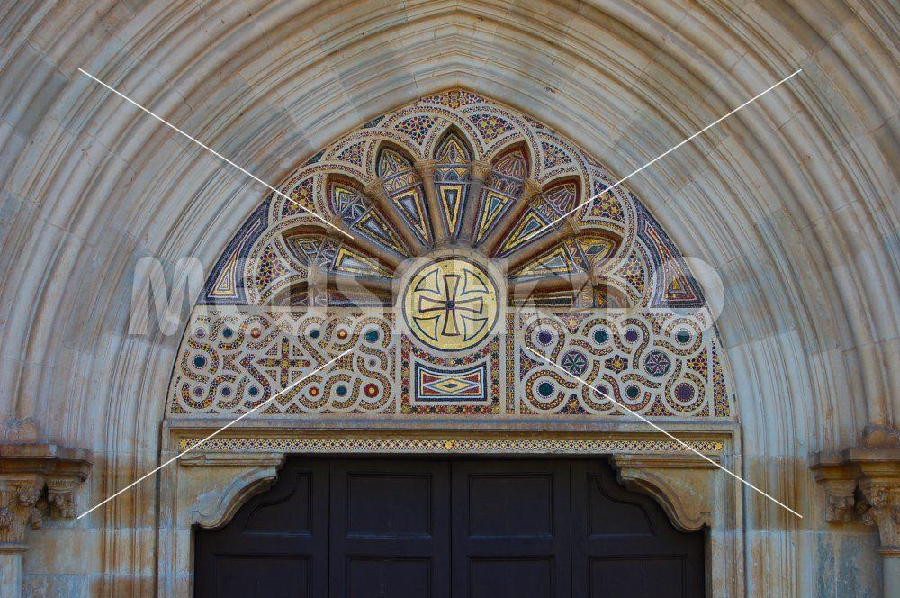 Fossanova abbey architectural detail - MeusPhoto