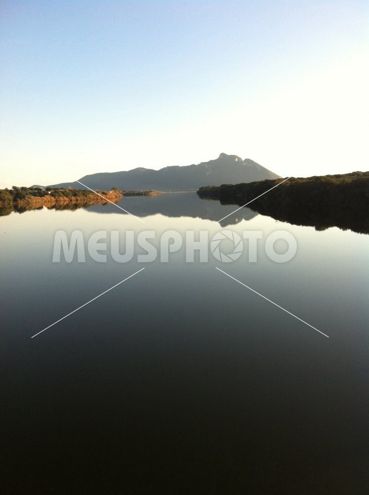 Circeo mountain and Sabaudia lake - MeusPhoto