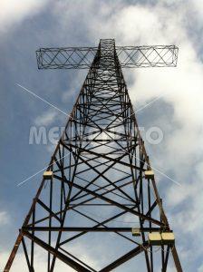 Iron cross in Sezze - MeusPhoto